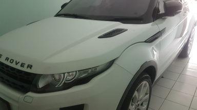 2012 Land Rover Range Rover Evoque Luxury Dinamic - bekas berkualitas
