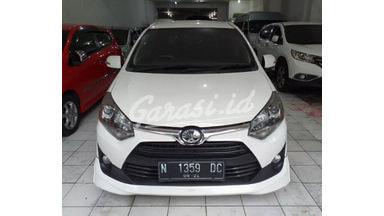 2019 Toyota Agya TRD Sportivo