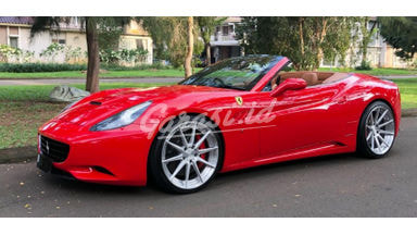 2009 Ferrari California Larini Exhaust - Full System Low KM