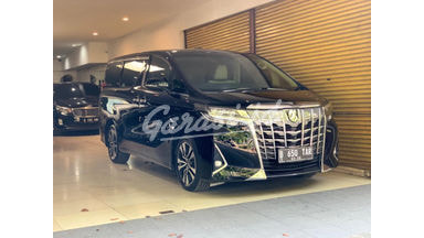 2020 Toyota Alphard G - Barang Simpanan Antik