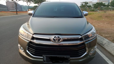 2017 Toyota Kijang Innova C - Tangguh Super Istimewa