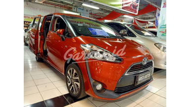 2017 Toyota Sienta V - Mulus Terawat