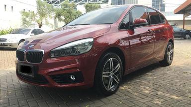 2015 BMW 2 Series Active Tour 218i - Kolektor Dijual Cepat