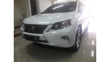 2013 Lexus RX 270 - Kredit Bisa Dibantu Low Km Like New
