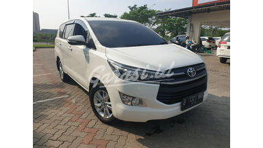 2017 Toyota Kijang Innova G - Terawat Siap Pakai