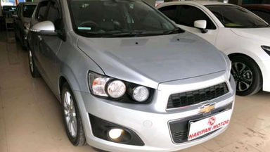 2014 Chevrolet Aveo LT - Good Condition