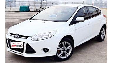 2012 Ford Focus Hatchback Trend