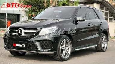 2018 Mercedes Benz GLE 400 AMG