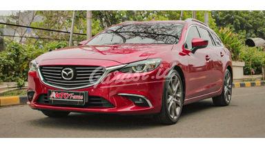 2018 Mazda 6 skyactiv - Pajak Panjang Low KM