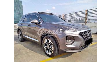 2018 Hyundai Santa Fe XG - Mobil Pilihan