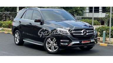 2016 Mercedes Benz GLE 400