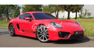 2013 Porsche Cayman 2.7 Sport Chrono - Bekas Berkualitas