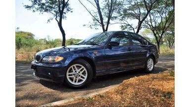 2003 BMW 3 Series 2.0 - SIAP PAKAI!