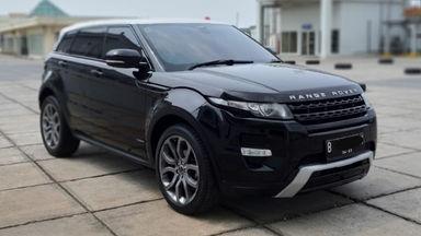2013 Land Rover Range Rover EVOQUE - Mewah Berkualitas