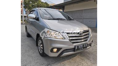 2014 Toyota Kijang Innova G AT - Full Original
