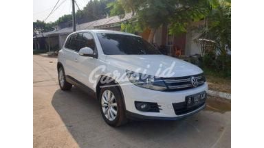2013 Volkswagen Tiguan SC HDTP