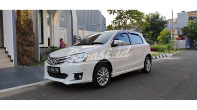 2014 Toyota Etios Valco G - Unit Super Istimewa