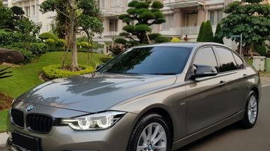 2016 BMW 3 Series 320i - Tdp 128jt, Pajak AGUSTUS 2020 F30 M Performance 2017 nik 2016