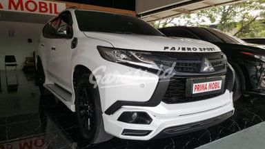 2017 Mitsubishi Pajero Sport Dakar