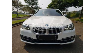 2014 BMW 520i modern