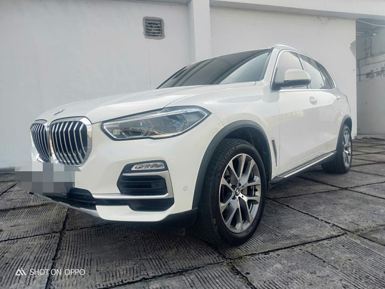 2020 BMW X5 xdrive 40i xline
