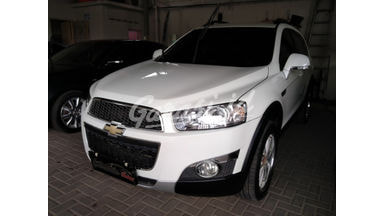 2011 Chevrolet Captiva FL - Terawat Siap Pakai