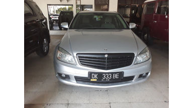 2008 Mercedes Benz C-Class AT - Barang Istimewa