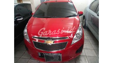 2012 Chevrolet Spark LT - Siap Pakai