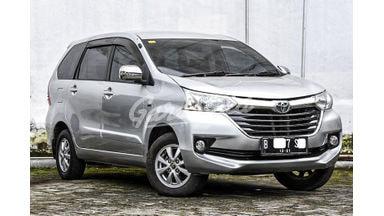 2016 Toyota Avanza G - Siap Pakai Harga Menarik