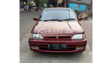 1995 Toyota Starlet SE G - Barang Istimewa Dan Harga Menarik