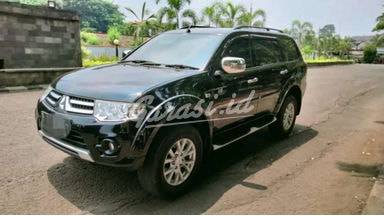 2015 Mitsubishi Pajero Exceed
