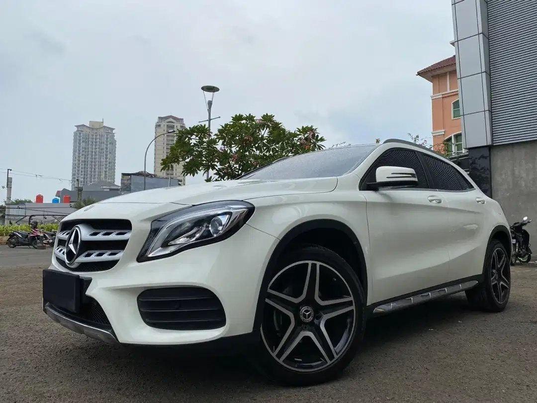 2018 Mercedes Benz GLA 200 Sport AMG