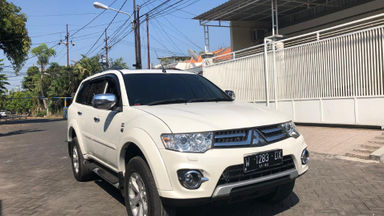 "2014 Mitsubishi Pajero Sport VGT Automatic - Putih Istimewa ""KM 69rb "", Bs Kredit (s-0)"
