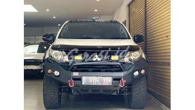 2018 Mitsubishi Strada Triton Athlete - Warna Favorit, Harga Terjangkau