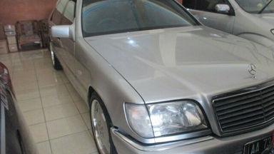 1995 Mercedes Benz S-Class 600 - Kondisi Ciamik