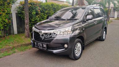 2017 Toyota Avanza E