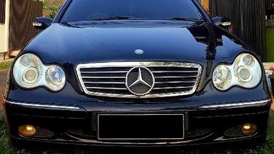 2001 Mercedes Benz C-Class W203 //  C240 - Kondisi Ciamik