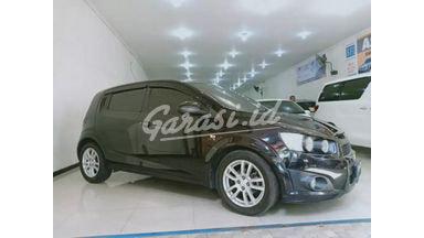 2012 Chevrolet Aveo LT - Like New Tdp Rendah