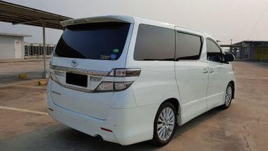 2013 Toyota Vellfire ZG - Mobil Pilihan (s-3)