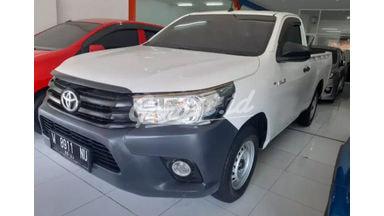 2017 Toyota Hilux Pickup - Barang Mulus