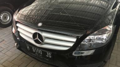 2013 Mercedes Benz B-Class 200 - Kondisi Istimewa