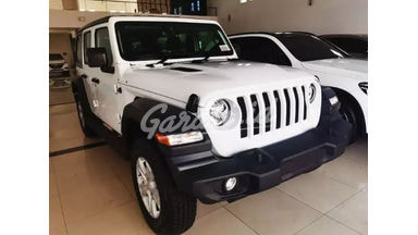 2020 Jeep Wrangler Sport - Barang Istimewa Dan Harga Menarik