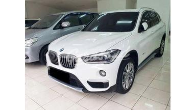 2017 BMW X1 S Drive - Mobil Pilihan