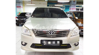 2011 Toyota Kijang Innova G - Istimewa Siap Pakai
