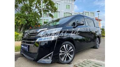 2018 Toyota Vellfire G ATPM