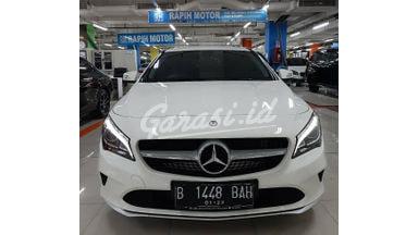 2016 Mercedes Benz CLA-Class 200