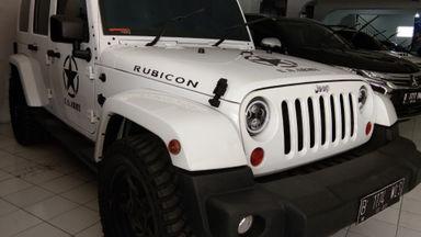 2012 Jeep Wrangler RUBICON SAHARA - Kondisi Mulus Siap Pakai