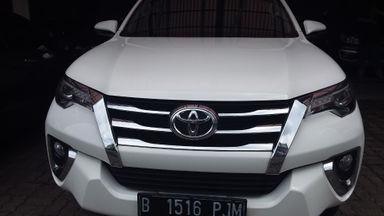 2017 Toyota Fortuner VRZ - UNIT TERAWAT, SIAP PAKAI, NO PR