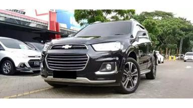 2016 Chevrolet Captiva LTZ Facelift - Mobil Pilihan