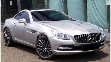 2012 Mercedes Benz Slk 250 - Istimewa Siap Pakai